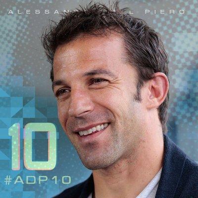 Alessandro Del Piero   Social Profile