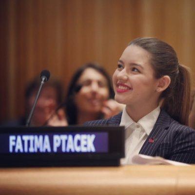 Fátima Ptacek | Social Profile