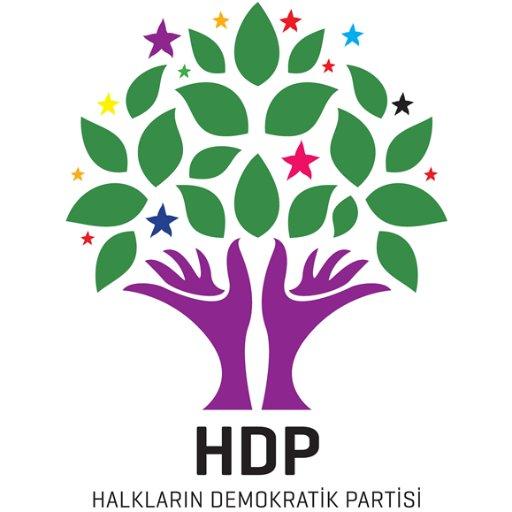 HDP  Twitter Hesabı Profil Fotoğrafı