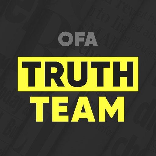 OFA TruthTeam Social Profile