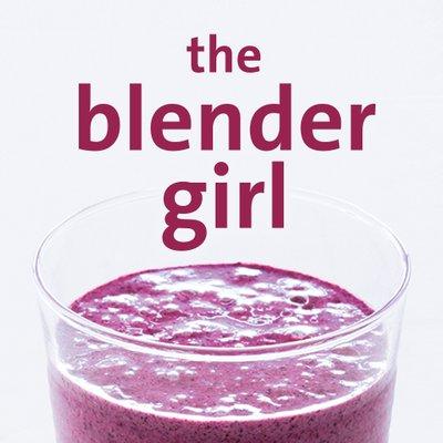 The Blender Girl | Social Profile