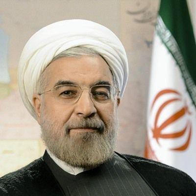 Hassan Rouhani  Twitter Hesabı Profil Fotoğrafı