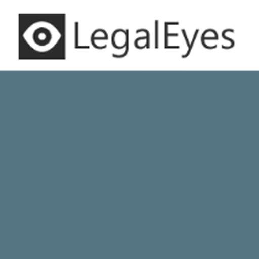 LegalEyesLegislation
