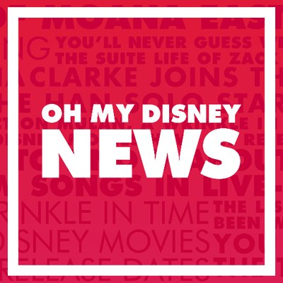 Oh My Disney News
