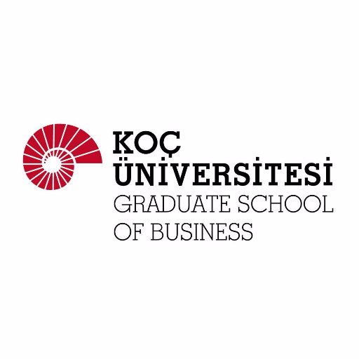 Koç University Graduate School of Business  Twitter Hesabı Profil Fotoğrafı