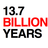 @13point7billion