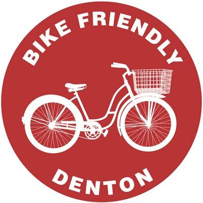 Bike Friendly Denton | Social Profile