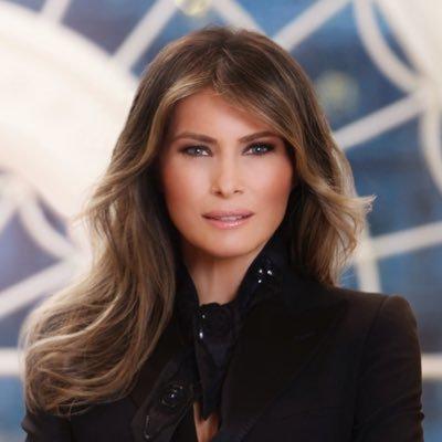 Melania Trump 45 Archived  Twitter Hesabı Profil Fotoğrafı