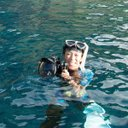 水中写真家 高縄奈々