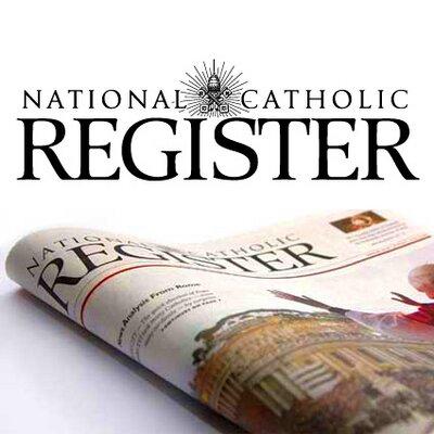 N. Catholic Register   Social Profile