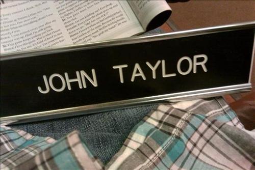 John Taylor Social Profile