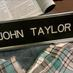 John Taylor's Twitter Profile Picture