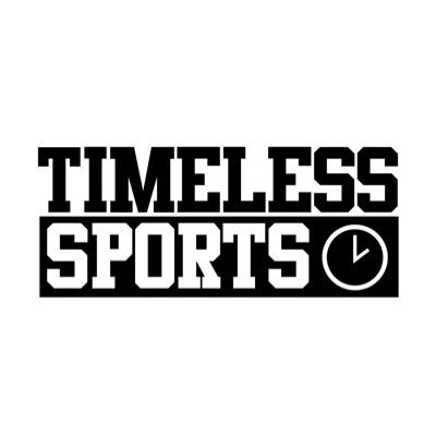Timeless Sports's Twitter Profile Picture