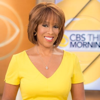 Gayle King's Twitter Profile Picture