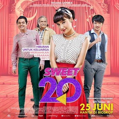 15 movie sweet