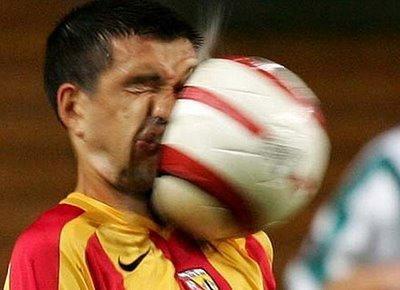 Soccer Portal Social Profile