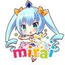 mirai@『宿星のガールフレンド3』予約開始しました!