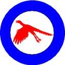 始祖鳥◆飛行機乗り