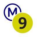 Ligne 9 RATP