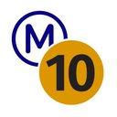Ligne 10 RATP