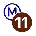 Ligne 11 RATP