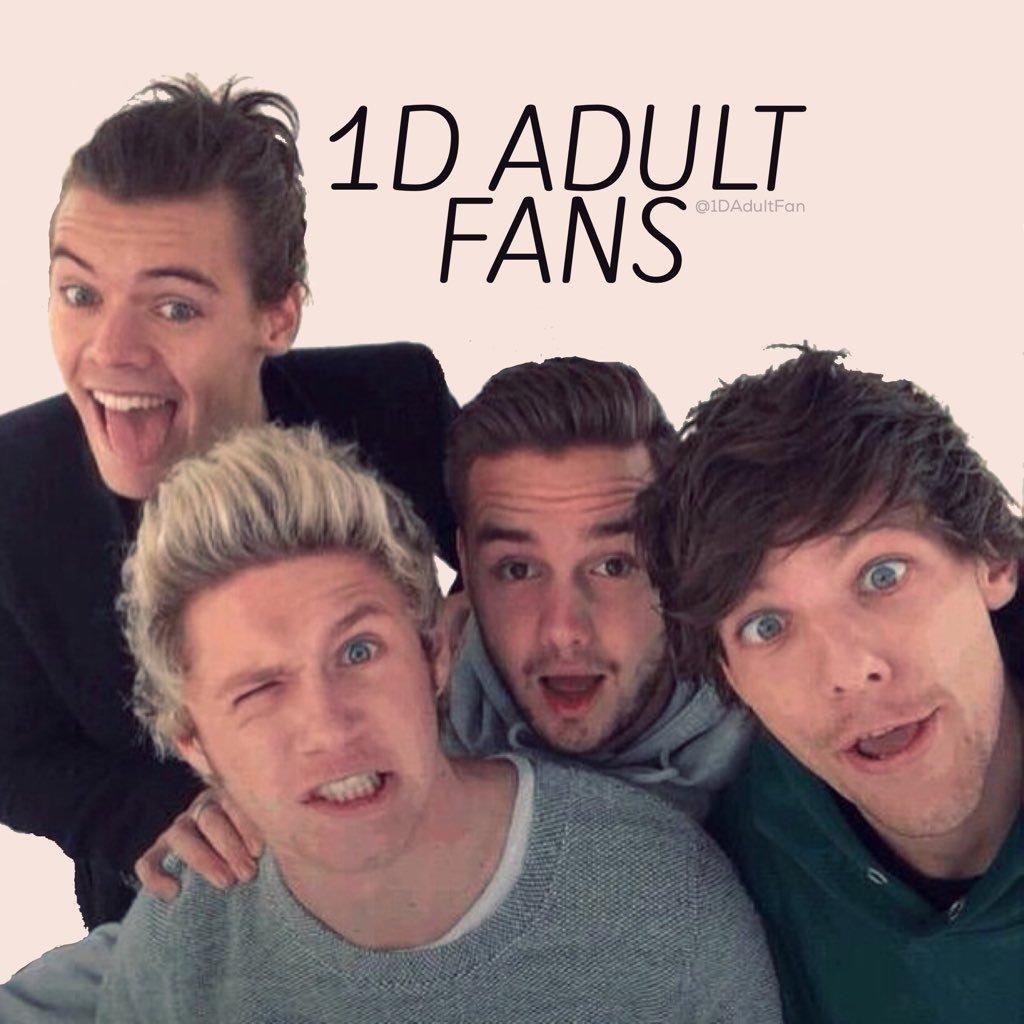 1D Adult Fans
