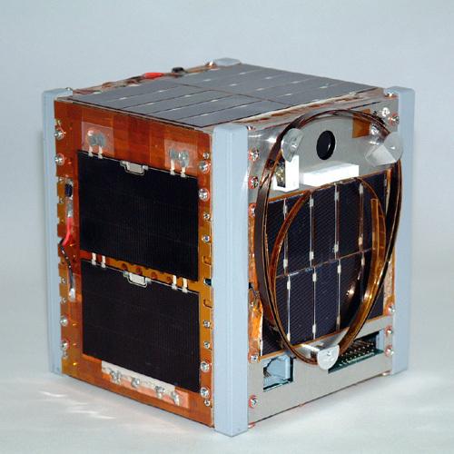 CubeSat XI-V Social Profile