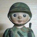 携帯無線機2号提督勤務陸軍軍曹
