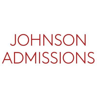 Johnson Admissions