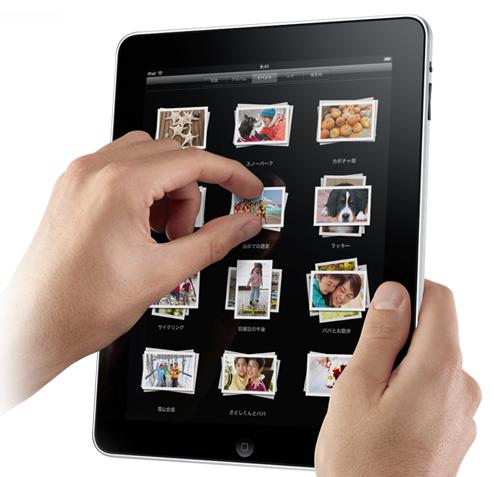 iPadニュース Social Profile