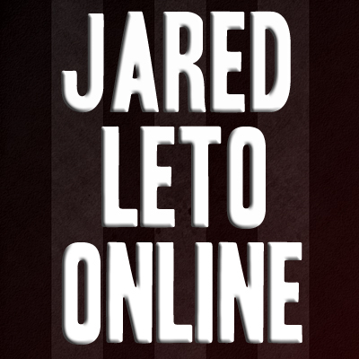 Jared-Leto.net Social Profile