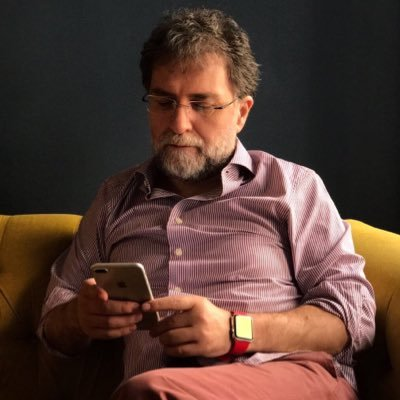 ahmet hakan  Twitter Hesabı Profil Fotoğrafı