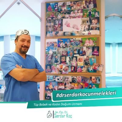 Op. Dr. Serdar Koç  Twitter Hesabı Profil Fotoğrafı