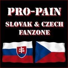 PRO-PAIN Sk&Cz Web