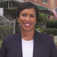 District of Columbia Mayor Muriel Bowser