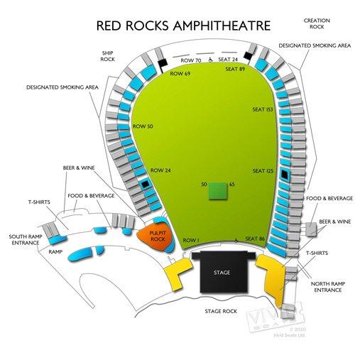 Profile picture of Red Rocks Amphitheatre