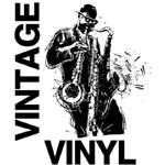 Vintage Vinyl Social Profile