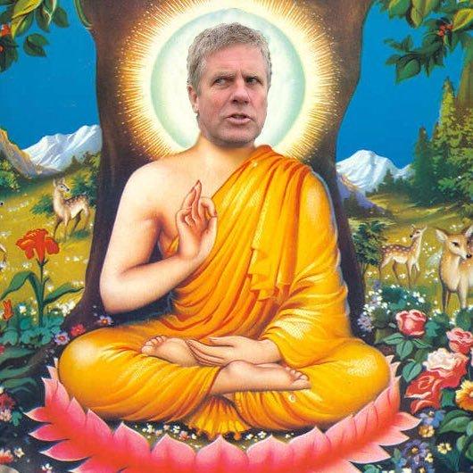 Buddha i Ådalen