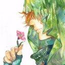 緑茶×花言葉アンソロジー「君を編む花」@通販開始