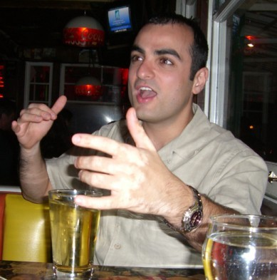 Michael Khalili Social Profile
