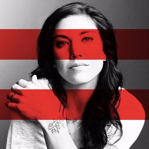 Hope Solo's Twitter Profile Picture