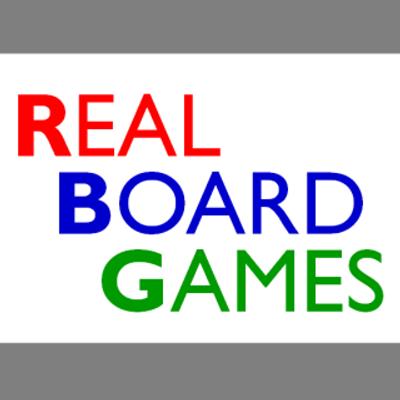 RealBoardGames   Social Profile