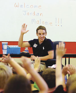 Jordan Malone Social Profile