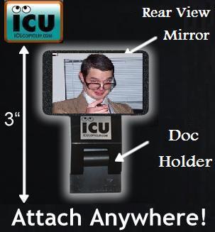 ICUcopyclip Social Profile