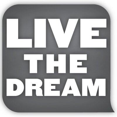 Live The Dream | Social Profile