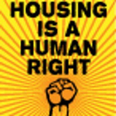 HousingisaHumanRight | Social Profile
