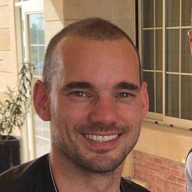 Wesley Sneijder  Twitter Hesabı Profil Fotoğrafı