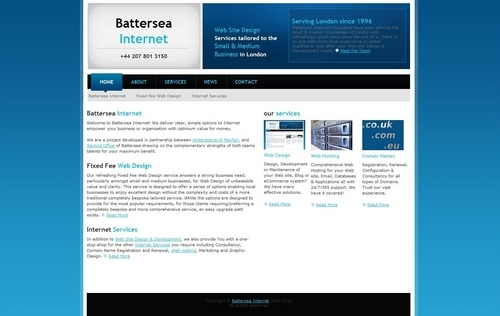 Battersea Internet Social Profile