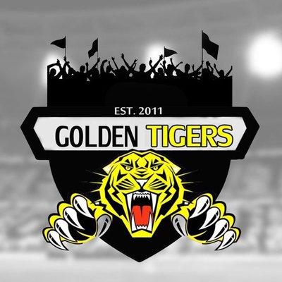 مجموعة النمور الذهبية