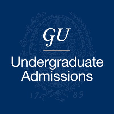 Georgetown Admissions